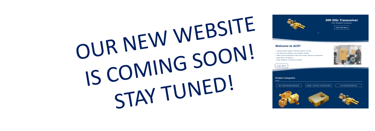 OUR NEW WEBSITE IS COMING SOON! STAY TUNED!